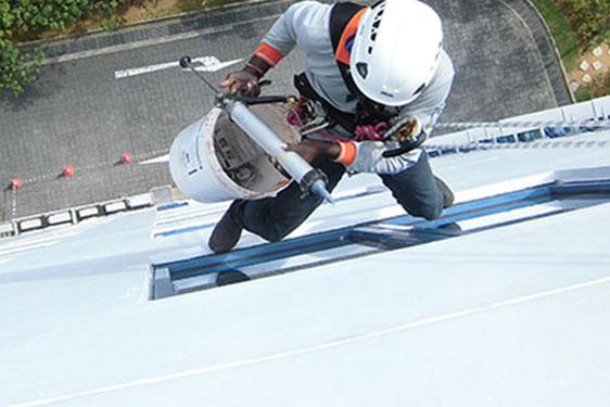 Rope-Waterproofing-Contractor-Singapore