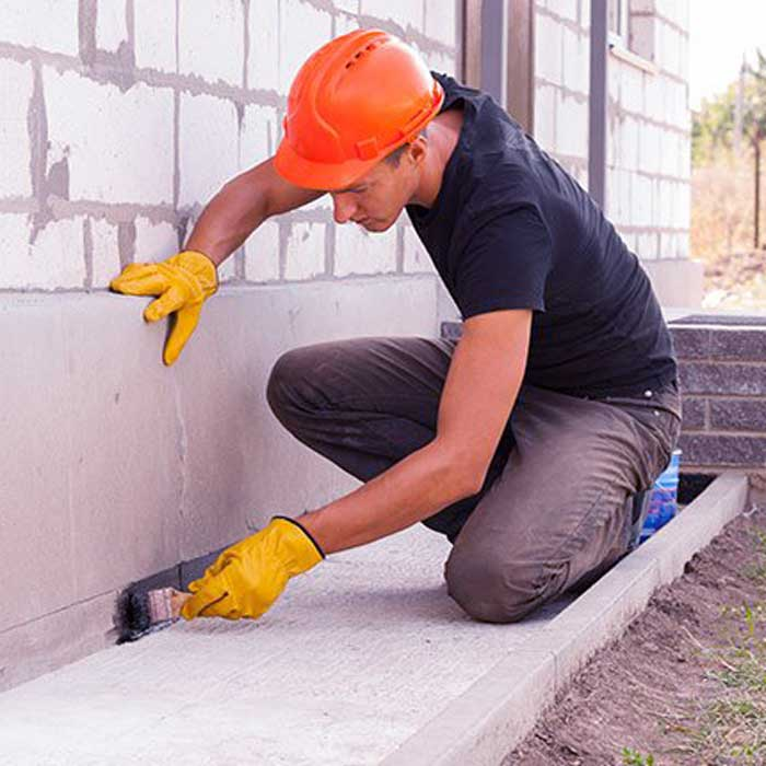 About-water proofing contractor